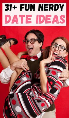 31+ Nerdy Date Ideas for geeky couples. We have made the ultimate date idea list for nerds and geeks alike to enjoy on date night, whether it is your first, second or you are a married couple, you will love this list of fun nerd date ideas #DateIdeas #Dates #DateNight #nerd | date ideas for couples | dates | date night plans | nerdy dates | geeky dates | teen dates | geeky dates for a rainy day | nerd | love | relationships advice | dating tips