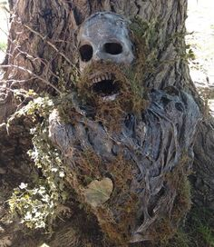 Mummified Forest Tree spirit prop and/or by ReliquaryImpressions, $350.00