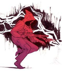 Reaper by zigzagleo.deviantart.com