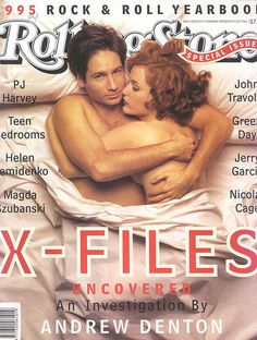 X-Files - Rolling Stone 1995