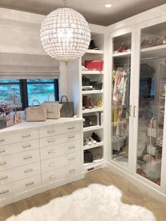 walk in closet ideas organization; small walk in closet ideas; Dressing Room Closet, Closet Bedroom, Bedroom Decor, Dressing Rooms, Master Closet, Closet Space, Walk In Closet Design, Closet Designs, Dream Closets
