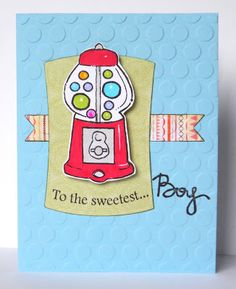 Judy's Card Corner - Made with Sweet Stamp Shop stamps