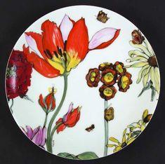 Denby-Langley, Jardin De Fleurs at Replacements, Ltd