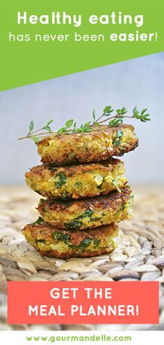Vegan Falafel Healthy vegan falafel recipe, without deep frying, GF flour and with lots of fresh parsley!Healthy vegan falafel recipe, without deep frying, GF flour and with lots of fresh parsley! Chickpea Patties, Veggie Patties, Corn Patties, Lentil Veggie Burger, Veggie Burgers, Turkey Burgers, Spicy Recipes, Healthy Recipes, Healthy Meals