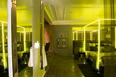 The charm of the lights. #CasaCor #decor #interior #design #led #modern #casadevalentina