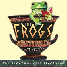 The Frogs, Sondheim musical originally produced at Yale, in a university swimming pool
