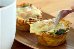 EggandBaconHashBrownNestsForList | 25 Ways To Start Your Day With Eggs
