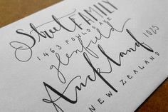 Hey, I found this really awesome Etsy listing at http://www.etsy.com/listing/158427533/custom-hand-lettered-envelope-addressing