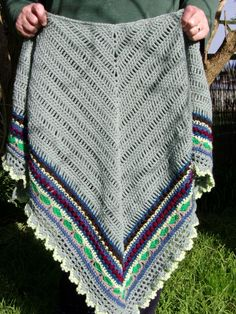 The Sunday Shawl - crochet pattern from The Little Bee...https://www.etsy.com/nz/listing/195418667/crochet-shawl-pattern-instant-download?