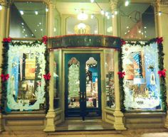 ... sometimes only window – shoppers of us, the holidays conjure up dreamy, drool-worthy scenes of Manhattan's finest department store windows – Bergdorf's, ...