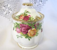 Vintage Royal Albert Old Country Roses