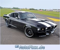 1967 Ford Mustang Shelby GT500....the sweetest car ever made