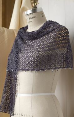 Nursing covers, Shawl and Crochet shawl on Pinterest