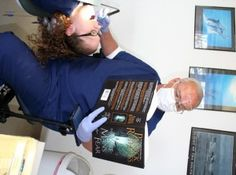 """Dentists are a pretty obvious fear, especially if they read while drilling your teeth."" - Via Patrick Rothfuss' blog (LIKE us at www.facebook.com/eoliantavern)"