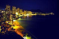Waikiki Beach, Honolulu, HI