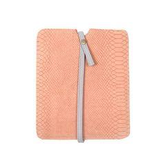 iPad-Hülle Leder, 43€