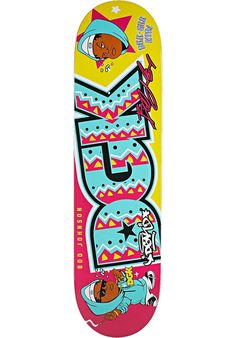 DGK Johnson-Dee-Gee-Kids - titus-shop.com  #Deck #Skateboard #titus #titusskateshop