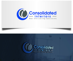 Commercial Construction Interior Fitout company... Bold, Serious Logo Design by eMARK