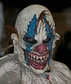 Horror Art   clown   Horror - ART of Darkness