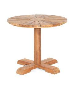 SonnenPartner SOLIS Tisch Old Teak in 4 Größen Rund Table, Furniture, Home Decor, Beach Tops, Lounge Furniture, Tables, Round Round, Lawn And Garden, Decoration Home