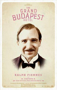 The Grand Budapest Hotel-Büyük Budapeşte Oteli-Ralph Fiennes