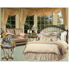 Victorian Bedroom...