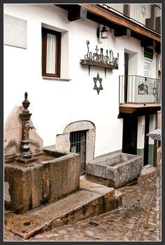 El barrio judío (se establecieron en el siglo XV) de Hervás, en Cáceres, está considerado tesoro histórico-artístico. España