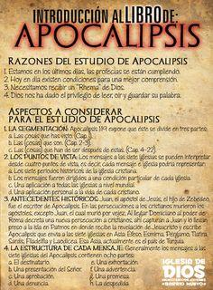 Introducción al estudio del libro de Apocalipsis