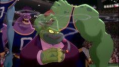 "Bupkus says, ""Uh-oh!"""
