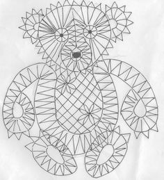 медвед, сколок