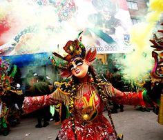 Diablada Danza 100% Boliviano