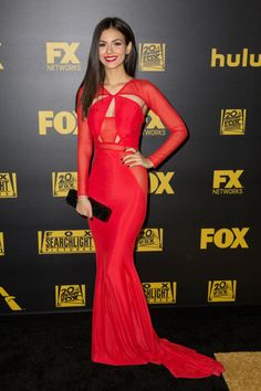 Victoria Justice. Mejores looks after party de los Golden Globes