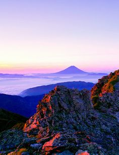 **The World Heritage, Mt. Fuji, Japan