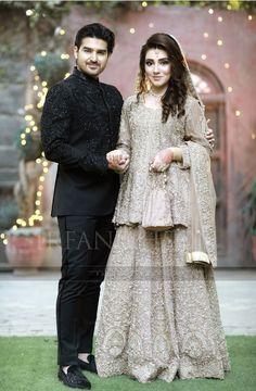Pakistani Bridal Makeup, Bridal Mehndi Dresses, Walima Dress, Shadi Dresses, Pakistani Formal Dresses, Pakistani Wedding Outfits, Bridal Dress Design, Pakistani Dress Design, Bridal Lehenga