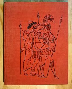Alice and Martin Provensen. The Iliad and The Odyssey illustrations Alice Martin, Greece Mythology, Ancient Greek Art, Ancient Greece, Classical Antiquity, Greek And Roman Mythology, Children's Book Illustration, Sculpture, Cartoon Styles