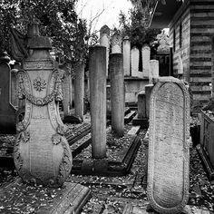 Eski Türk, Osmanlı Mezarları