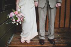 Intimate Houston Wedding on http://ruffledblog.com