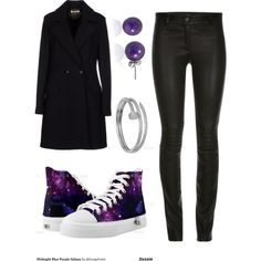 Galaxy by emanileylaorlovic on Polyvore featuring Beatrice.b, Bling Jewelry and Cartier