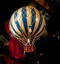 Hot Air Balloon Decoration (2010)