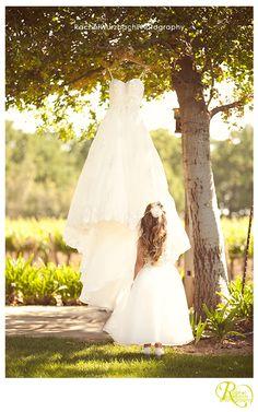Flower girl, wedding dress, RWP weddings