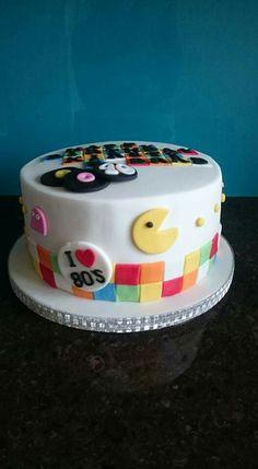 Man United 30th birthday cake My cakes Pinterest 30th