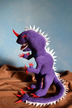 Child's Own Studio - turns real kids drawings into stuffed animals!
