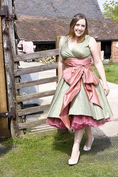 50s Style Wedding Dresses