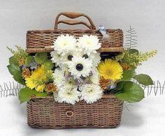 Puppy Bouquet 8