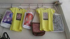 T-shirt e borsa venezia