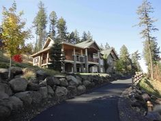 11329 N LLOYD CHARLES LN SPOKANE, WA 99218  $649,900  Beds: 4 Baths: 3 Sq. Ft.: 4,045 - Stunning 2007 custom rancher in Lloyd Charles Estates adjacent to Spokane Country Club. #spokanecountryclub #spokane
