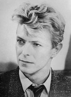 The serious moonlight era Bowie.                                                                                                                                                                                 More