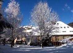 Invierno en Casa Irene