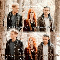 """#Shadowhunters 1x10 """"This World Inverted"""" - Jace, Clary and Meliorn"""