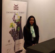 #azafatas #ferias #ifema  Azafatas de imagen en el Salón Gourmet @ifema